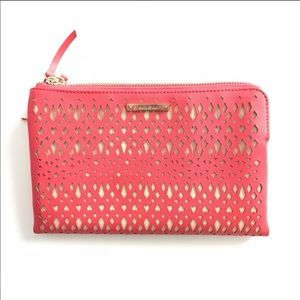Stella & Dot- laser cute clutch